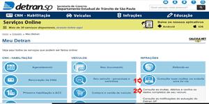 Consultar multas Detran-SP