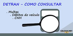 Detran PR Consulta - Como consultar grátis multas, débitos, CNH, IPVA pelo Renavan