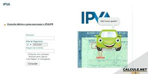 IPVA Detran PR  - Consulta débitos e guias para pagar
